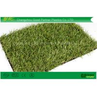 Natural Durable Garden Artificial Grass 22mm 14700turfts 9900dtex Manufactures