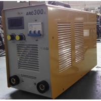 Quality Energy Efficiency 300 Amp ARC Welder , Industrial ARC Welding Equipment for sale