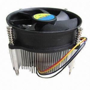 China LGA1366 CPU Cooler, Measures 95 x 70mm on sale