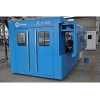 4.5 Ton 6000BPH Plastic Blow Moulding Machine With CE ISO / Electric Driven Type Manufactures