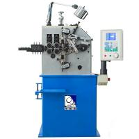 Two Axes 380V 50HZ Torsion Spring Machine High Accuracy With 100KG Decoiler Manufactures