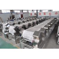 Non Fried Instant Noodle Making Machine Strong Stainless Steel Material Manufactures