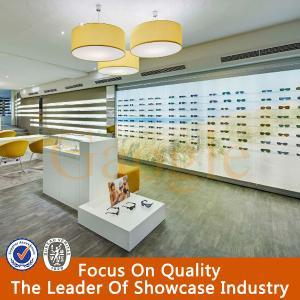 optical shop interior design/optical shop display Manufactures