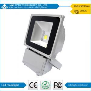 High power high lumen IP65 waterproof outdoor 80w led flood light CE RoHS Manufactures
