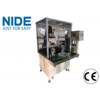 Automatic Needle Winding Machine for BLDC Stator , Two Working Stations Manufactures