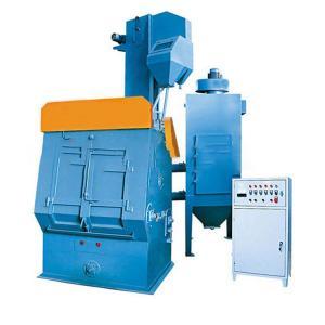 600kg/H Auto Conveying Tumble Belt Shot Blasting Machine Manufactures