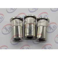 5/16-24 UNF Thread Metal Machining Services Iron Hollow Nut Size ø14.5*24.6 Mm Manufactures