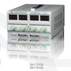 China SK1731SL 0-30V 3A Bench Power Supply on sale
