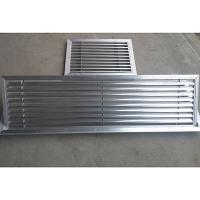 Window Stainless Steel Air Vent Air Conditioning Aluminum Vent Manufactures