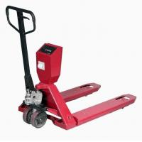 3T stainless steel pallet truck scale Manufactures