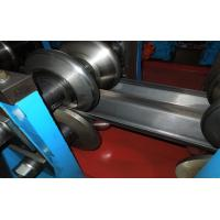 W Type Highway Guardrail Roll Forming Machine Freeway Barrier Cold Forming Machine Manufactures