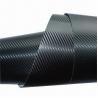 Black 3D Carbon Fiber Vinyl Film/Adhesive Film with 1.52m Width, Air Bubble-free for Car Wrap Manufactures