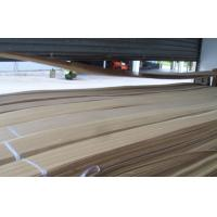 Plywood Ash Wood Quarter Cut Veneer Natural Brown 0.5mm Thickness Manufactures