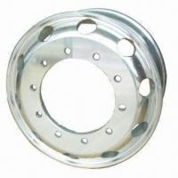 Forged Aluminum Truck Wheel with TR546D Valve Manufactures