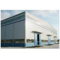 Hot-dip Galvanized Prefabricated Warehouse Steel Structure Building
