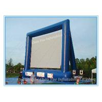 Custome-Made High Quality Airtight Inflatable Movie Screen for Rental(CY-M1571) Manufactures