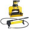 CP-700 hydraulic hand pump operated CWC-200V hydraulic busbar cutter tool, portable hydraulic cutting machine Manufactures