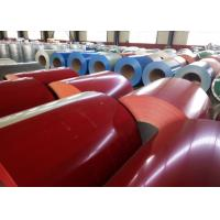 Commercial Hot Dipped Color Coated Steel Coil Home Appliance Shell Manufactures