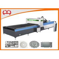 China 500w Fiber Laser Cutting Equipment For Carbon Steel , CNC Aluminum Cutting Machine on sale