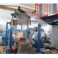 Thermoplastic Extrusion Machine , PVC Blown Film Extrusion Line Thickness 0.015-0.06mm Manufactures