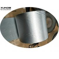 Reinforced Square Aluminum Butyl Putty Tape For Construction Buidling Manufactures
