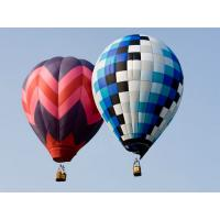 Printing Foil Inflatable Hot Air Balloon Decorations New Style Hot Air Balloon For Two Manufactures