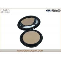 Natural Color Foundation Makeup Face Powder Compact Powder For Oily Skin Manufactures