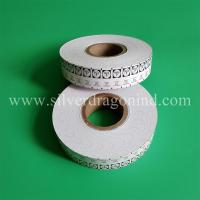 Heat sealable tea tags on rolls Manufactures