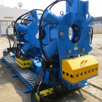 Oil Well Drilling API 7K Hydraulic Make-up and Break-out Bucking Unit Machine Manufactures