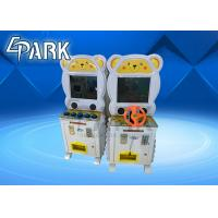 Attractive Appearance Amusement Game Machines Coin Operated Easy Installation Manufactures
