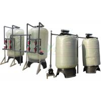 RO Plant Drinking Industrial Water Filter Equipment 6TPH Water Treatment 6000 LPH Manufactures
