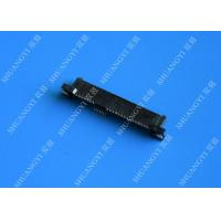 29P Laptop Serial Attached SCSI Connector , Black SAS SFF 8482 Connector Manufactures