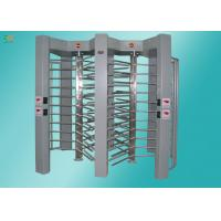 Quality Durable Full Height Turnstiles Access Passge System Security Rotary Turnstile for sale