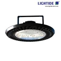 Lightide LED UFO High Bay Lights 100W, DLC/cETL/CE, 100-277VAC, 160 lm/W, 5 yrs warranty Manufactures