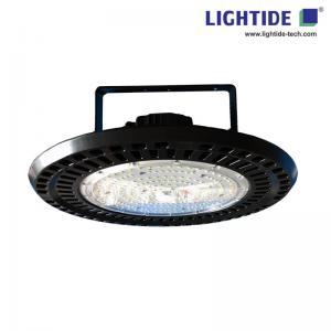 Lightide LED UFO High Bay Lights 100W, DLC/cETL/CE, 100-277VAC, 160 lm/W, 5 yrs warranty Manufactures
