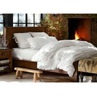 Twin / Queen / King Home Goods Bedding Sets , Cotton Voile Hotel Luxury Bedding Sets Manufactures