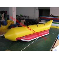 3 sits / person inflatable water banana boat inflatable banana boat Manufactures