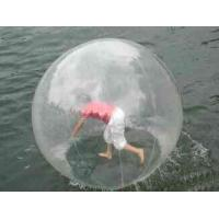 Transparent Floating Inflatable Walking Water Zorb Ball In Kids And Adult 2m Diameter Manufactures