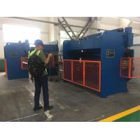 Quality Horizontal Hydraulic Press Brake Machine / Metal Sheet Bending Machine for sale