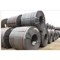 China Custom Black Painted Hot Rolled Steel Coils GB , JIS Standard 1.2mm - 20mm  Thickness on sale