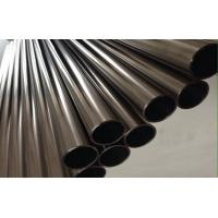 ISO 38.1 x 1.65 400 Grit Polish Seamless Food Grade Steel Tube ASTM A270 AISIS 316L Manufactures