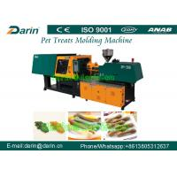 Multi - purpose Animal Feed Machine / Injection moulding pet extruder machine Manufactures