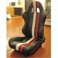 Large Reclinable Sport Racing Seat Office Chair For Driver / Passenger Manufactures