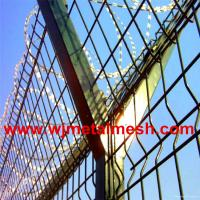Buy cheap Cottage security fence/razor barbed blade fencing/anti-climbing fence from wholesalers