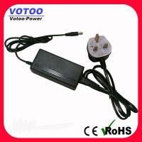 Desktop 36W Switching 12Vdc Power Supply 3A For DVR / NVR Camcorder Manufactures