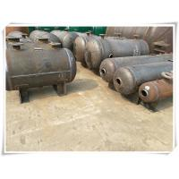 Stainless Steel Vertical Air Receiver Tank For Rotary Screw Air Compressor Manufactures