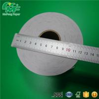 Buy cheap 57mm Width Thermal Paper Rolls 100% Virgin Wood Pulp Customized Color For POS from wholesalers