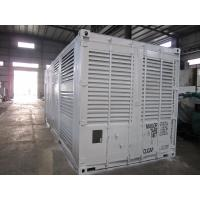 1250 Kva Soundproof Containerized Outdoor Diesel Generator With Cummins KTA50-G3 Manufactures