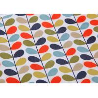 Custom Pattern TPU Coated Canvas Material With Bright - Colored Printing Manufactures