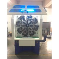 High Efficient 5.5KW Tension Spring Machine For 0.8 - 4.2mm Diameter Wire Manufactures